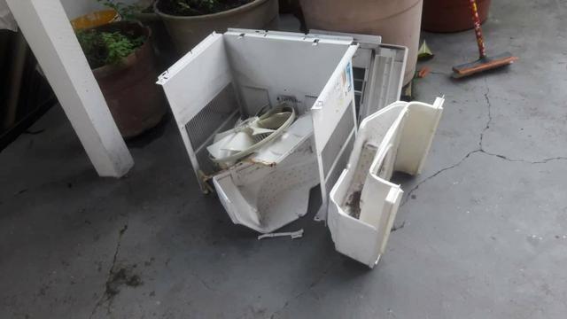 Limpeza e Manutenção em Ar Condicionado de Janelas
