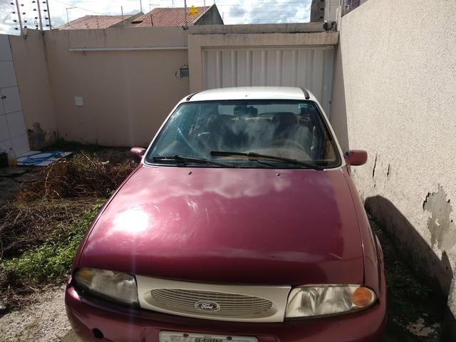 Fiesta 99 contato pelo WhatsApp para informações sobre o veículo valor:R$ 3.500 - Foto 5