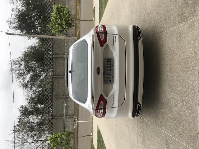Ford Fusion AWD Titanium 2016 - Foto 2