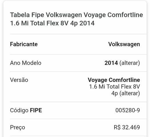 Voyage comfortline 2014 - Foto 4