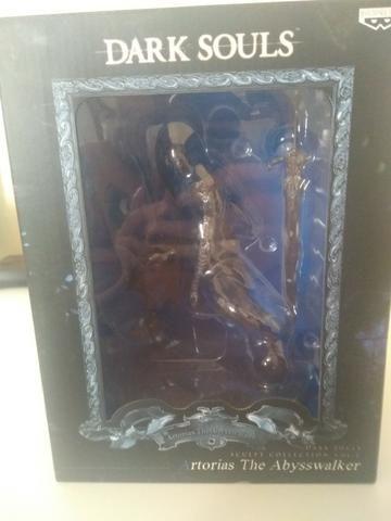 Boneco Action Figure Dark Souls Artorias The Abysswalker - Foto 5