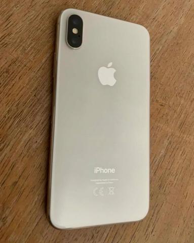 IPhone X 256gb Impecável - Última semana à venda