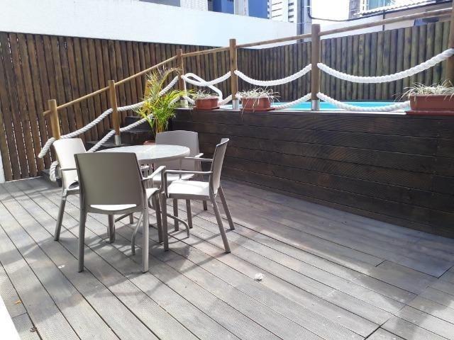 VM-N-Apartamento com 2 quartos em Boa Viagem (Edf. Mirante Classic) - Foto 3