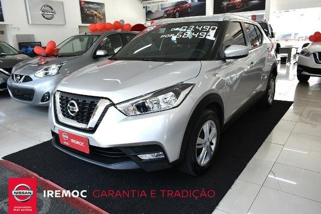 Nissan Kicks Nac 1.6 s Mt 2018