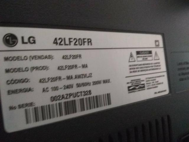 "Tv lg 42"" - Foto 2"