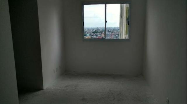 Apartamento em guarulhos fatto reserva vila rio 45mts 2dorm 1vaga lazer completo - Foto 2