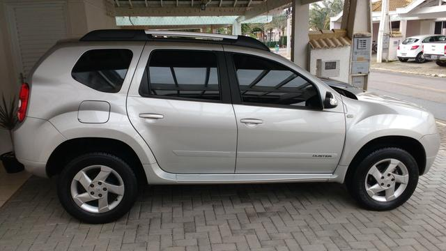 Renault Duster 1.6 flex ano 2014 - Foto 5