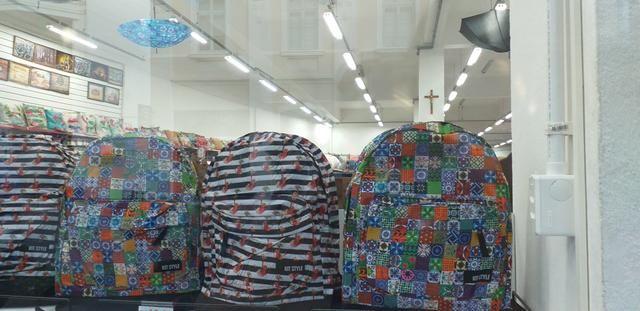 Leiam!!!mochilas em promoção!