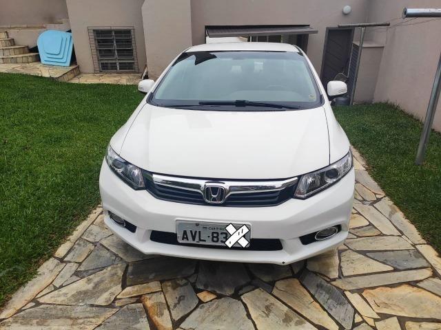 New Civic 2012 LXL - 56mkm automatico - Foto 4