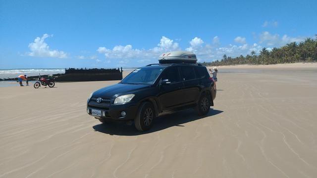 Toyota Rav4 Automática 4X4 2.4 170Cv Top de Linha - Foto 2