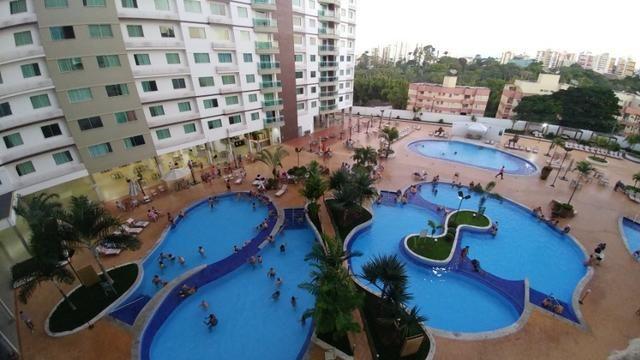 Riviera Park Apartamento com 01 Quarto Setor Turista I, em Caldas Novas GO - Foto 12