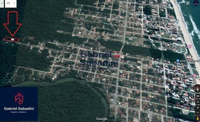 Terreno à venda, 390 m² por R$ 3.800,00 - Rainha do Mar - Itapoá/SC - Foto 2