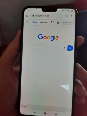 Xiaomi Mi 8 Lite 64GB Global Troco por iPhone 7 volto a diferença - Foto 2