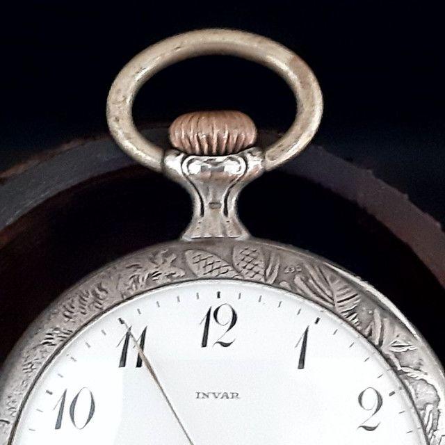 Relógio de Bolso Invar - Foto 4