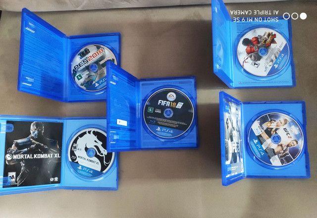 Jogos PS4 Originais - Midia Física Novinha  - Preço na Descrição  - Foto 2