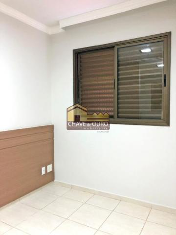 Apartamento à venda, 3 quartos, 1 vaga, Parque do Mirante - Uberaba/MG - Foto 11