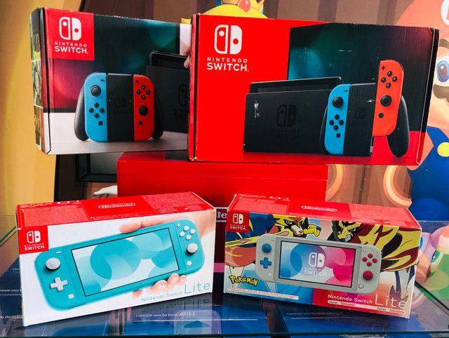 Nintendo Switch lite. Visite nossa loja! - Foto 2