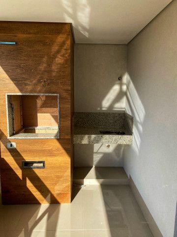 Apartamento com 98 metros, 3 quartos e varanda gourmet. Bairro Jardim Finotti - Foto 2