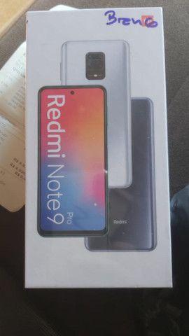 Vendo Note 9pro lacrado, garantia !