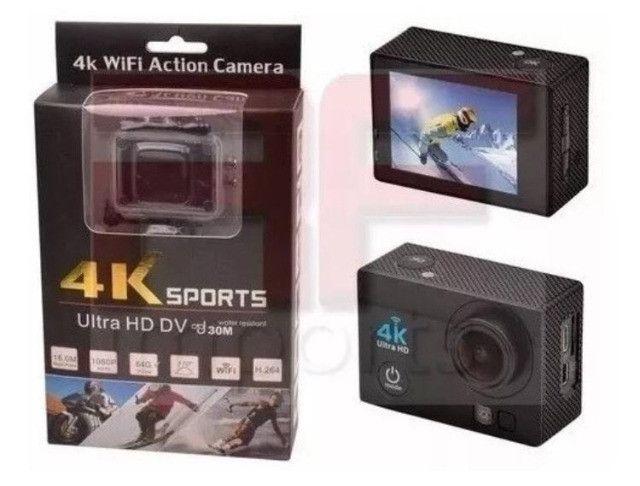 Camera 4k sports // produto novo com garantia