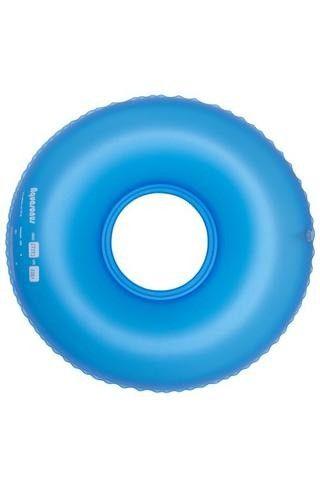Almofada de ar redonda com orifício