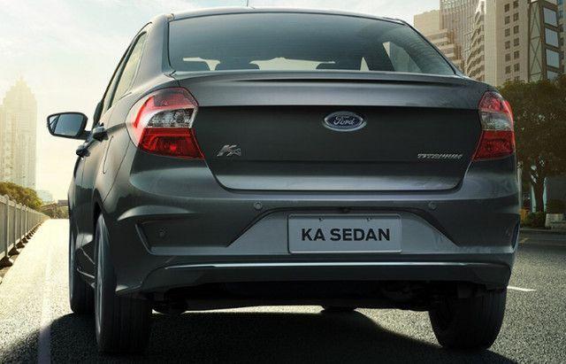 KA Sedan Titanium 1.5 AT (2021) - Foto 2