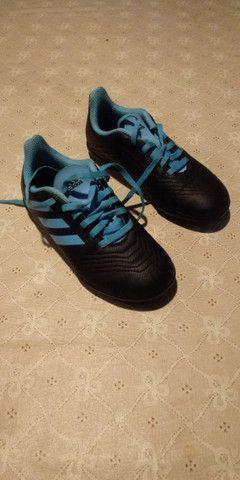 Chuteira Adidas n29 - Foto 4
