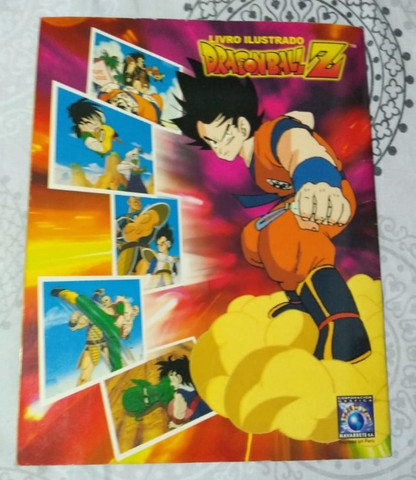 Álbum Dragon Ball Z incompleto - Foto 4