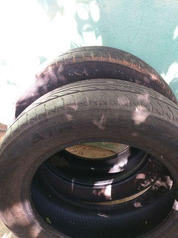 Vendo dois pneu aro 15. - Foto 2