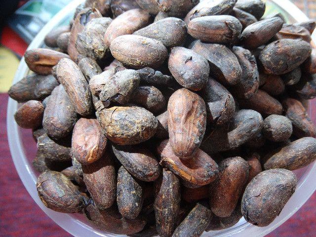 Amendoas de cacau torradas 1kg Ibiracau