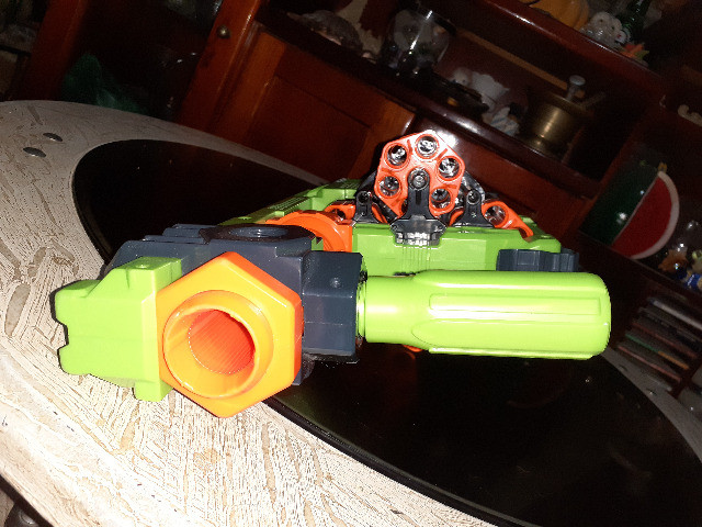 Nerf Doominator Zombie Strike - Foto 3