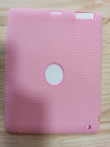 Capa de Silicone iPad 2/3/4
