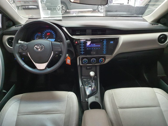 Toyota Corolla 2019 com garantia de fábrica, perícia cautelar aprovada e único dono - Foto 3
