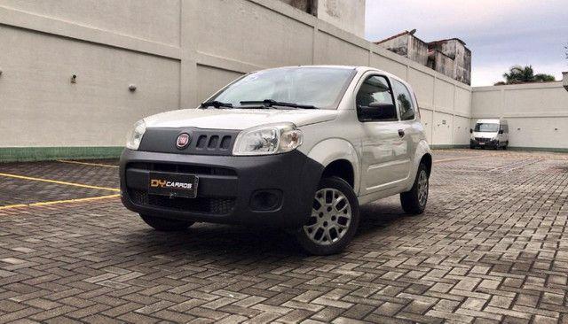 Fiat Uno Furgão 1.0 Flex- Muito Novinha - Entrada + parcelas em até 60 Meses