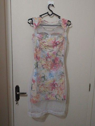Vestido estampado - Foto 2