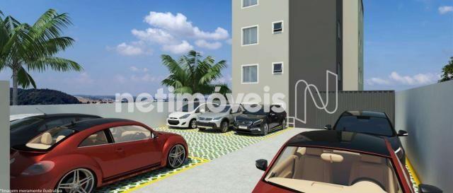 Apartamento à venda com 2 dormitórios em Serra dourada, Vespasiano cod:847933 - Foto 8