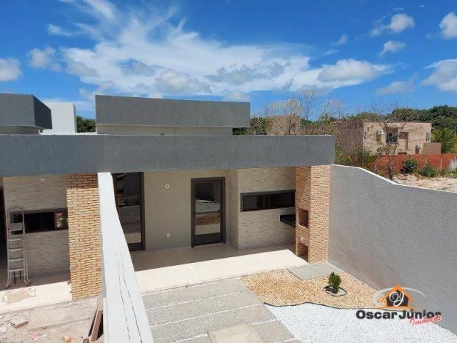 Casa com 3 dormitórios à venda por R$ 275.000,00 - Coité - Eusébio/CE - Foto 2