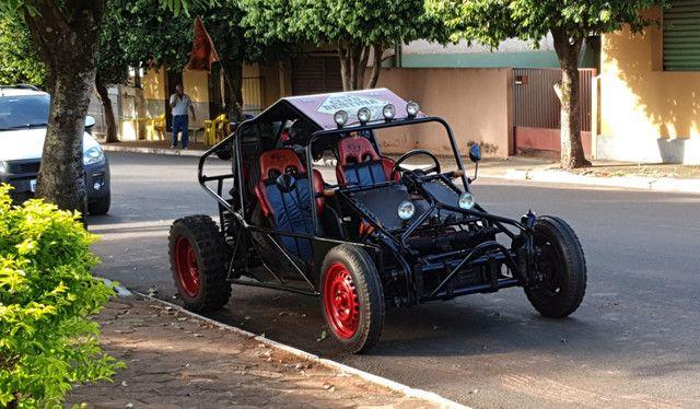 Gaiola buggy motor ap 1.6  - Foto 4