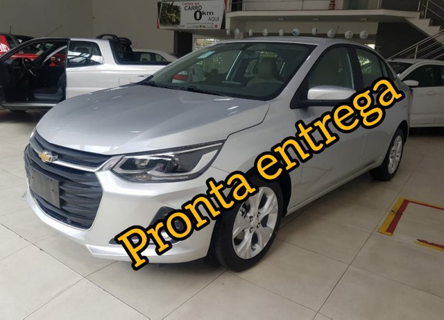 Onix plus 1.0 turbo premier 2 0km 2021 pronta entrega