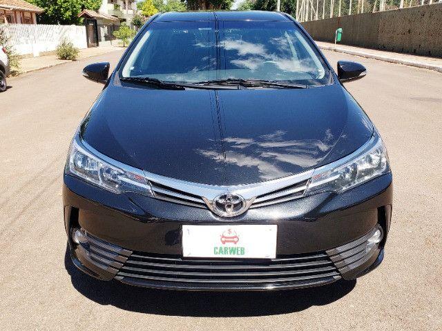 Corolla XEI único dono zerado carro todo original IPVA 2021 pago - Foto 3