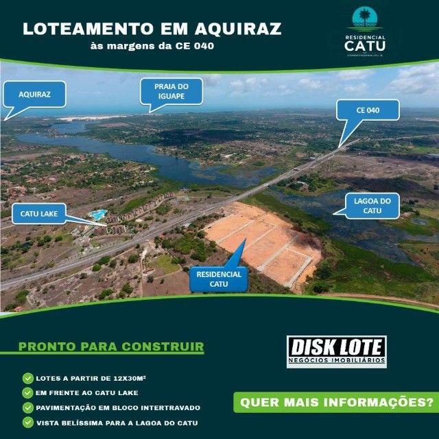 Loteamento residencial Catu, às margens da CE-040 ! - Foto 6
