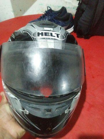 Capacete HELT 60L - Foto 4