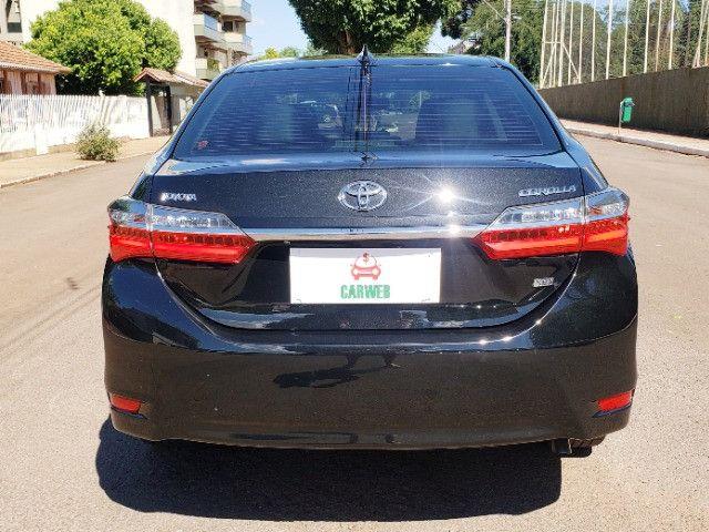 Corolla XEI único dono zerado carro todo original IPVA 2021 pago - Foto 8