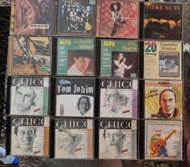 CDS Originais vários gêneros