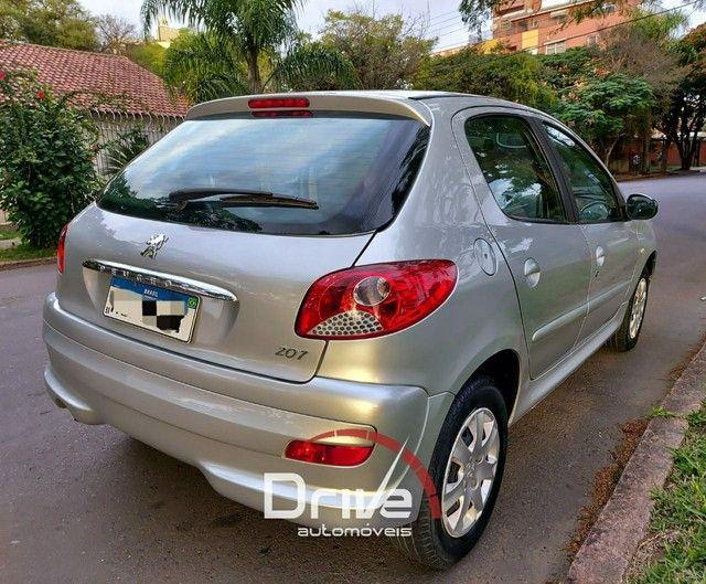Peugeot 207 1.4 XR Flex 2012  - Foto 5