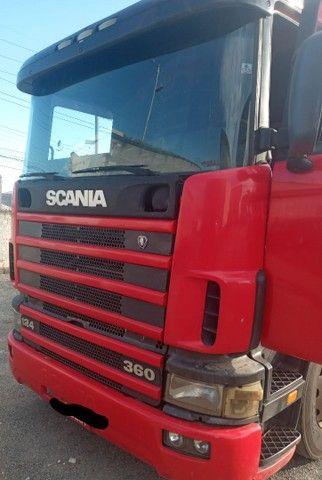 Scania 124 360 6x2 2004 - Foto 5