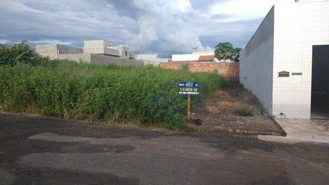 Terreno á venda, 275 m² no Setor Jardim Toledo
