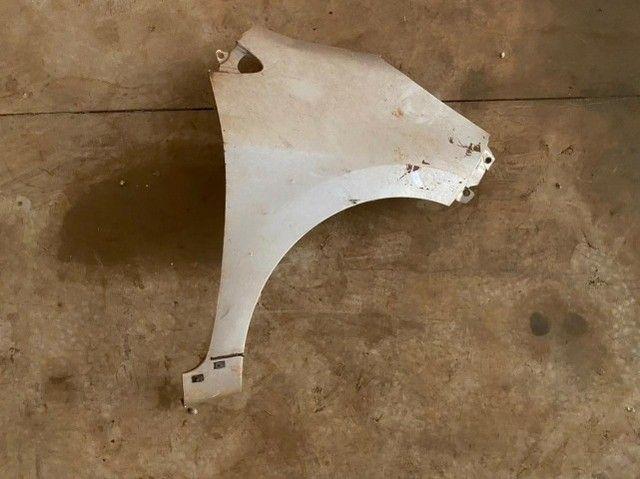 Para-lama Dianteiro LD Kia Picanto 2013 Usada