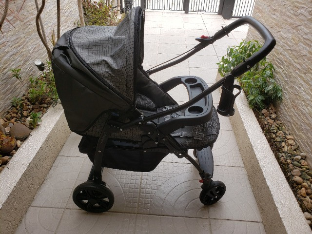 Carrinho de passeio + ninho neonato - Foto 2