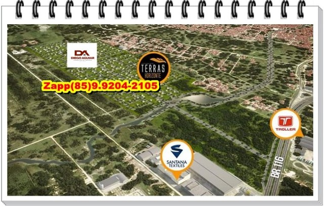 Loteamento Terras Horizonte %%%% - Foto 2